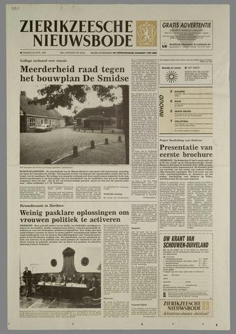 Zierikzeesche Nieuwsbode 1993-04-20