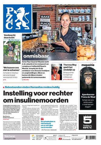 Provinciale Zeeuwse Courant 2019-05-25