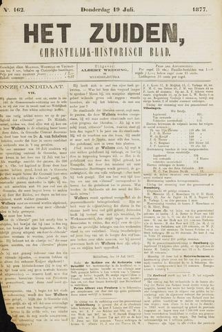 Het Zuiden, Christelijk-historisch blad 1877-07-19