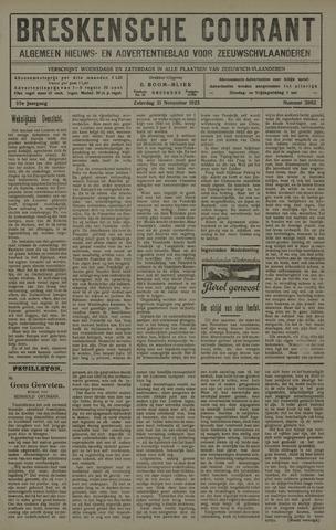 Breskensche Courant 1925-11-21
