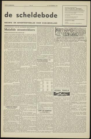 Scheldebode 1970-11-27