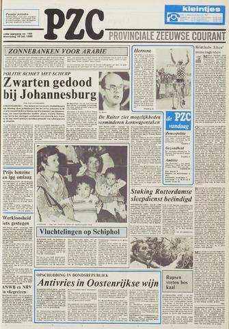 Provinciale Zeeuwse Courant 1985-07-10