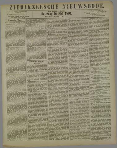 Zierikzeesche Nieuwsbode 1891-05-16