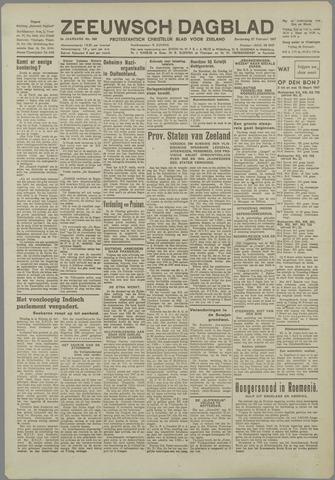 Zeeuwsch Dagblad 1947-02-27