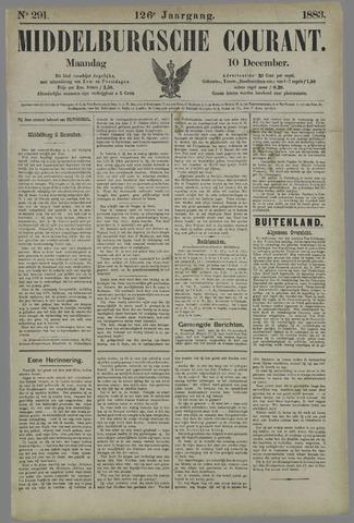 Middelburgsche Courant 1883-12-10