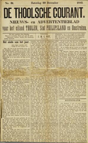Ierseksche en Thoolsche Courant 1883-12-29