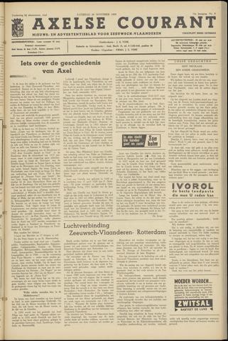Axelsche Courant 1959-11-28