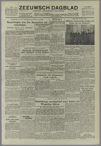 Zeeuwsch Dagblad 1952-10-27