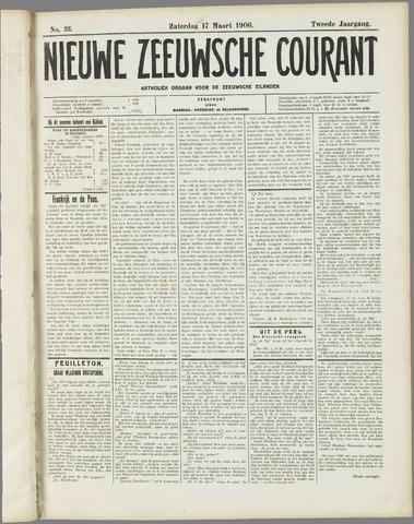 Nieuwe Zeeuwsche Courant 1906-03-17