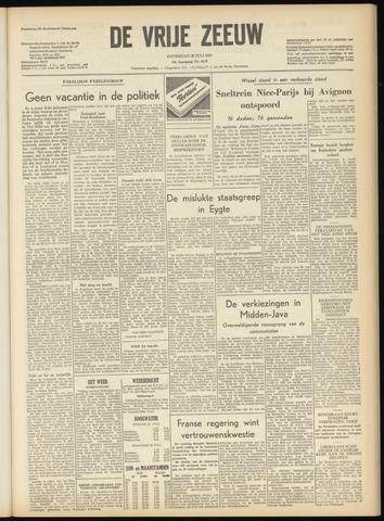 de Vrije Zeeuw 1957-07-20