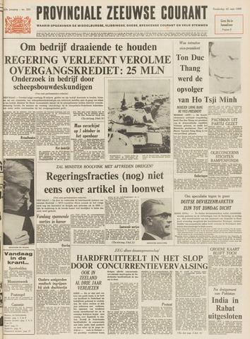 Provinciale Zeeuwse Courant 1969-09-25