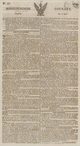 Middelburgsche Courant 1827-04-10