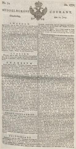 Middelburgsche Courant 1771-06-20