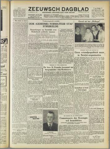 Zeeuwsch Dagblad 1952-08-27