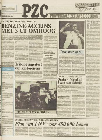 Provinciale Zeeuwse Courant 1981-05-07