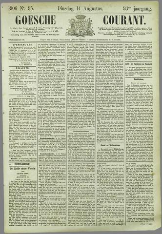 Goessche Courant 1906-08-14
