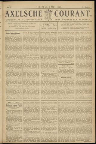 Axelsche Courant 1925-05-01