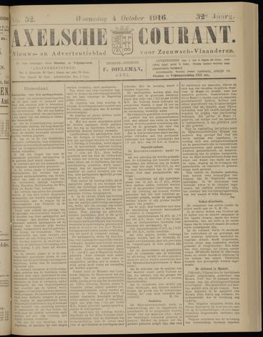 Axelsche Courant 1916-10-04