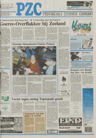 Provinciale Zeeuwse Courant 1994-12-24