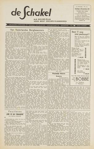 De Schakel 1960-11-04