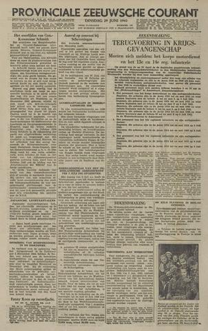 Provinciale Zeeuwse Courant 1943-06-29
