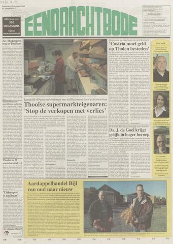 Eendrachtbode (1945-heden)/Mededeelingenblad voor het eiland Tholen (1944/45) 2004-12-30