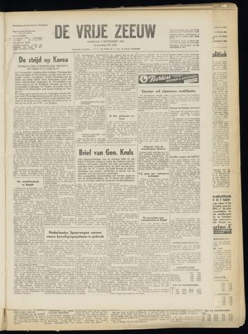 de Vrije Zeeuw 1950-09-05