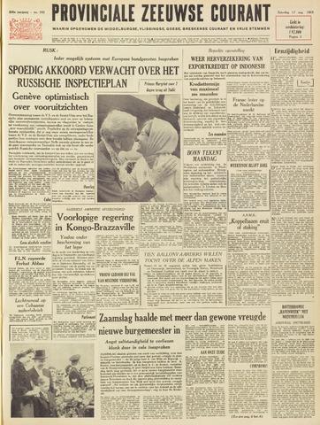 Provinciale Zeeuwse Courant 1963-08-17