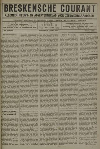 Breskensche Courant 1920-10-09
