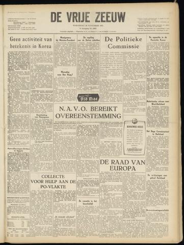 de Vrije Zeeuw 1951-11-28