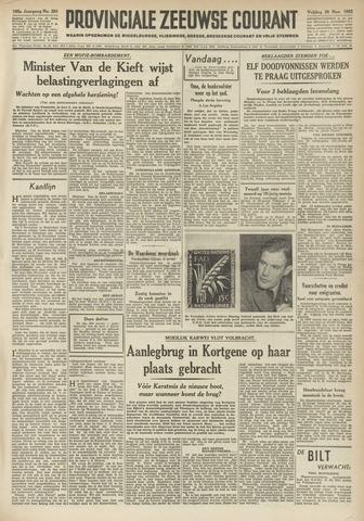 Provinciale Zeeuwse Courant 1952-11-28