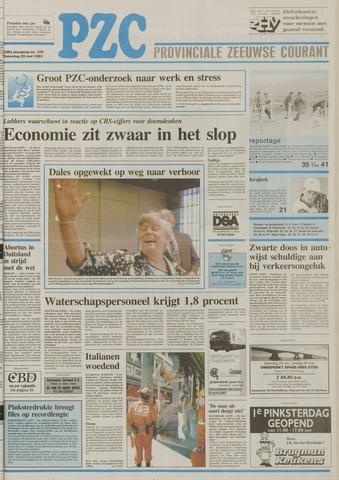 Provinciale Zeeuwse Courant 1993-05-29