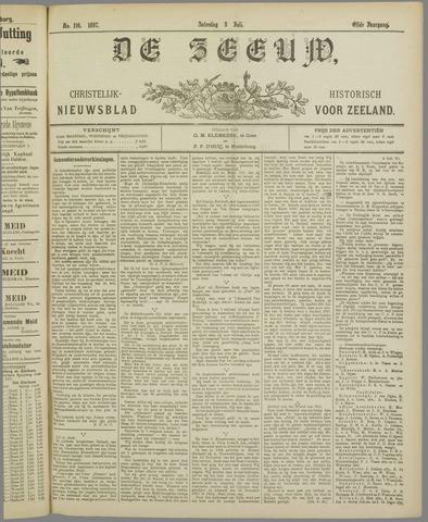 De Zeeuw. Christelijk-historisch nieuwsblad voor Zeeland 1897-07-03