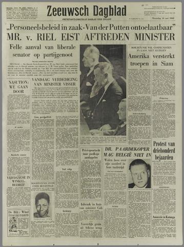 Zeeuwsch Dagblad 1962-05-16