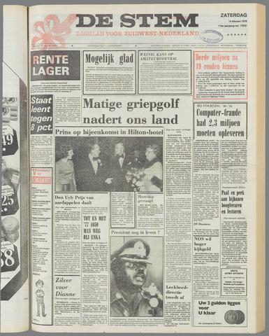 de Stem 1976-02-14