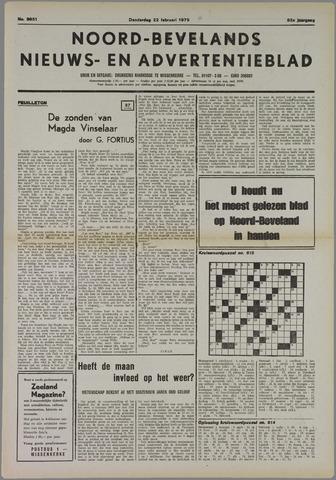 Noord-Bevelands Nieuws- en advertentieblad 1979-02-22