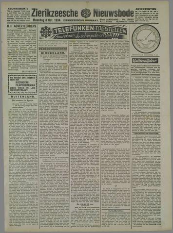 Zierikzeesche Nieuwsbode 1934-10-08