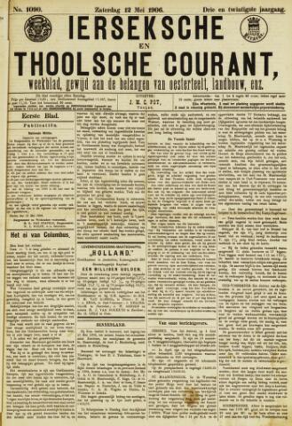 Ierseksche en Thoolsche Courant 1906-05-12