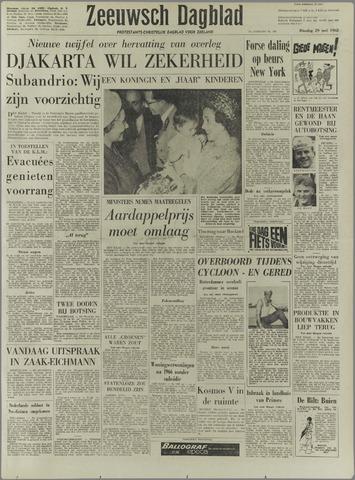 Zeeuwsch Dagblad 1962-05-29