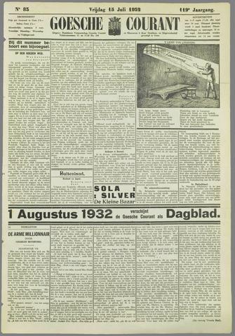 Goessche Courant 1932-07-15