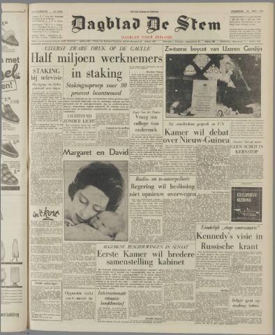 de Stem 1961-11-29