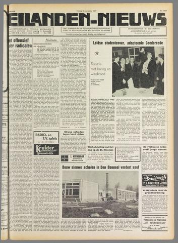 Eilanden-nieuws. Christelijk streekblad op gereformeerde grondslag 1967-11-24