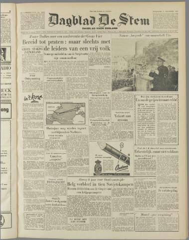 de Stem 1953-12-02