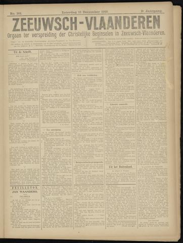 Luctor et Emergo. Antirevolutionair nieuws- en advertentieblad voor Zeeland / Zeeuwsch-Vlaanderen. Orgaan ter verspreiding van de christelijke beginselen in Zeeuwsch-Vlaanderen 1919-12-13
