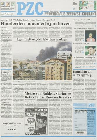 Provinciale Zeeuwse Courant 2001-12-04