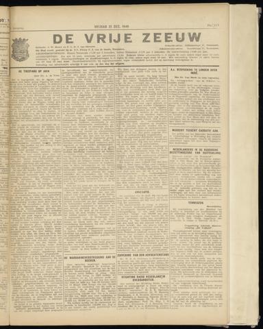 de Vrije Zeeuw 1945-12-21