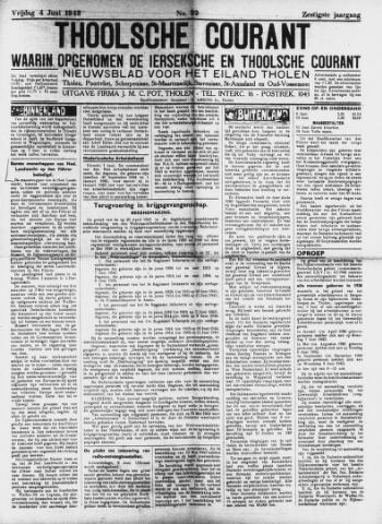 Ierseksche en Thoolsche Courant 1943-06-04