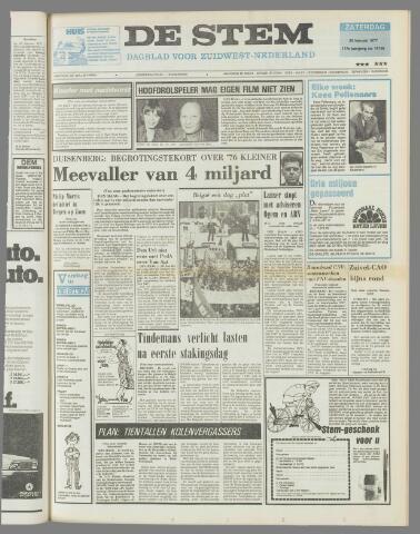 de Stem 1977-02-26