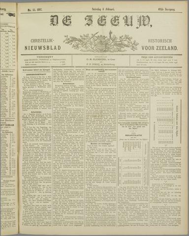De Zeeuw. Christelijk-historisch nieuwsblad voor Zeeland 1897-02-06