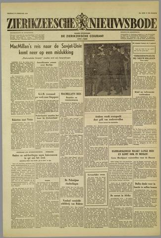 Zierikzeesche Nieuwsbode 1959-02-27